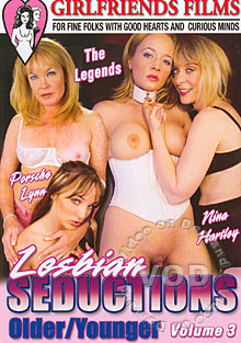 Lesbian Seductions Older/Younger Vol. 3