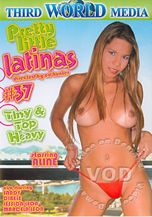 Pretty Little Latinas #37 Box Cover