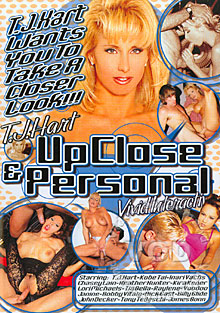 T.J. Hart - Up Close & Personal Box Cover