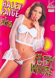 Haley Paige aka Filthy Whore Box Cover