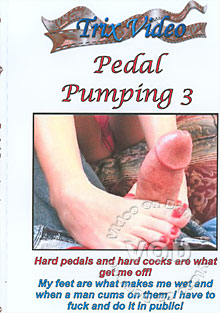 Pedal Pumping 3 Box Cover