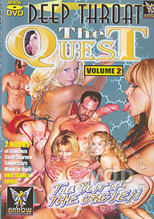Deep Throat - The Quest Volume 2