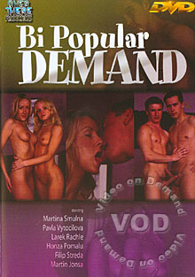 Bi Popular Demand Box Cover