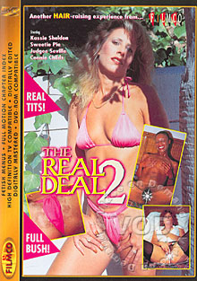 The Real Deal 2 Box Cover