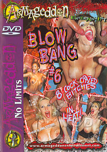 Blow Bang #6 Box Cover