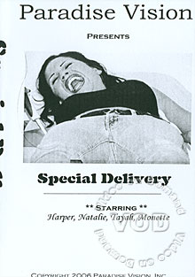 Special Delivery Box Cover
