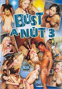 Bust A Nut 3 Box Cover
