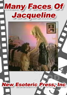 Many Faces of Jacqueline Box Cover