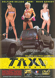 Taxi Interdit Box Cover