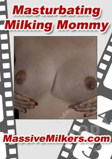 Masturbating Milking Mommy Box Cover