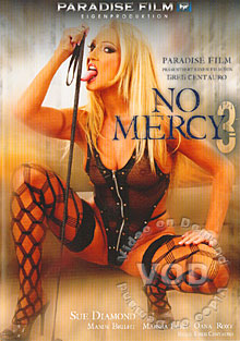 No Mercy 3 Box Cover