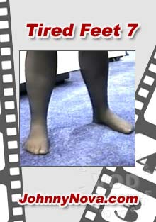 Tired Feet 7 Box Cover