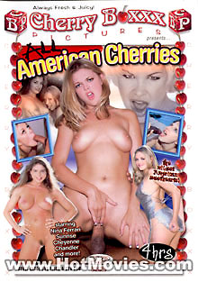 All American Cherries Box Cover
