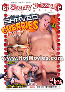 Shaved Cherries Box Cover