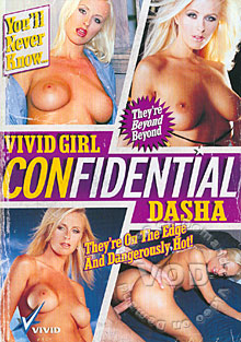 Vivid Girl Confidential Dasha Box Cover