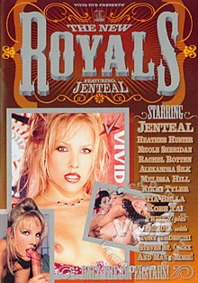 The New Royals Featuring Jenteal Box Cover