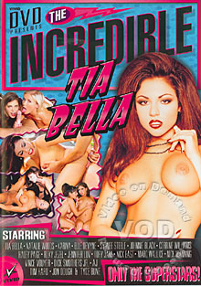 The Incredible Tia Bella Box Cover