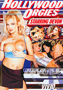 Hollywood Orgies - Devon Box Cover