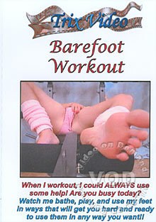 Barefoot Workout Box Cover
