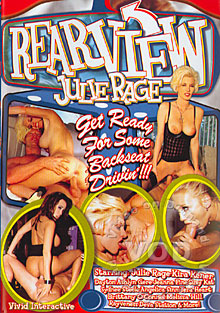 Rearview - Julie Rage Box Cover