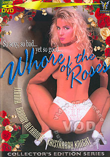 Whore of the Roses Box Cover
