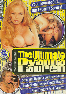The Ultimate Dyanna Lauren Box Cover