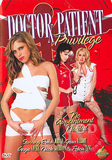 Doctor Patient Privilege Box Cover