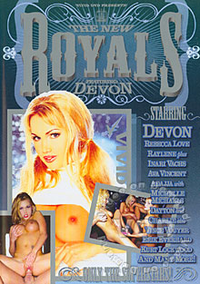 The New Royals - Featuring Devon Box Cover