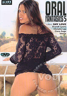 Oral Fantasies 5 Box Cover