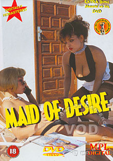 Maid Of Desire Box Cover