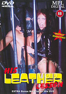 His Leather Lesson Box Cover