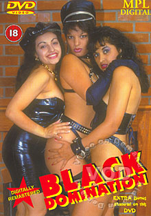 Black Domination Box Cover