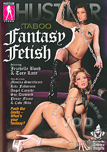 Taboo - Fantasy Fetish Box Cover