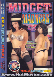 Midget Madness #2 Box Cover