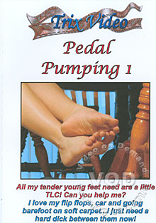 Pedal Pumping 1 Box Cover