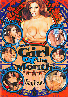 Girl Of The Month - Raylene Box Cover
