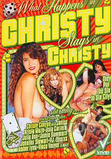 What Happens In Christy Stays In Christy Box Cover