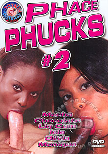 Phace Phucks #2 Box Cover