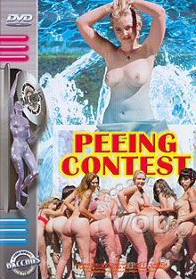 Peeing Contest Box Cover