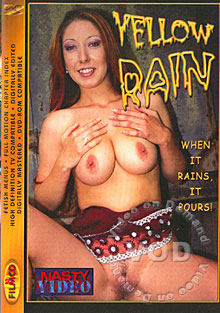 Yellow Rain Box Cover