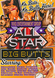 All Star Big Butts Box Cover
