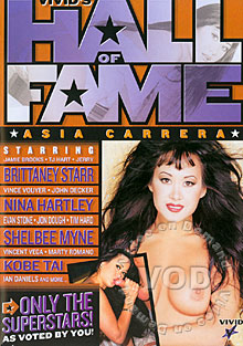 Hall Of Fame - Asia Carrera Box Cover