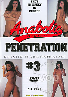 Penetration #3 Box Cover