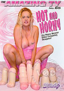 The Amazing Ty No. 65 - Hot And Horny Box Cover