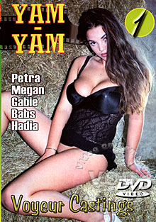 YAM-YAM Voyeur Castings 1 Box Cover