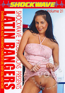 Latin Bangers Volume 21 Box Cover