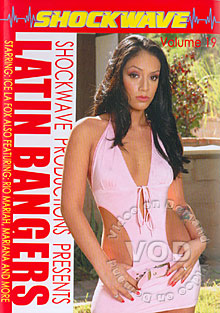 Latin Bangers Volume 19 Box Cover