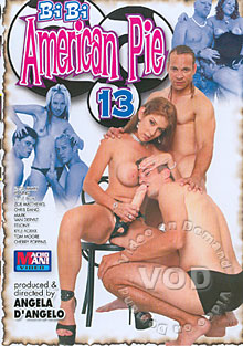 Bi Bi American Pie 13 Box Cover