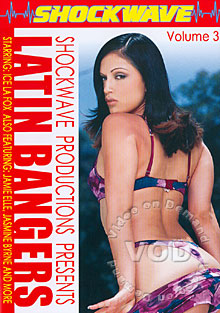 Latin Bangers Volume 3 Box Cover