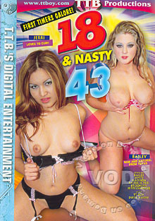 18 And Nasty #43 Box Cover